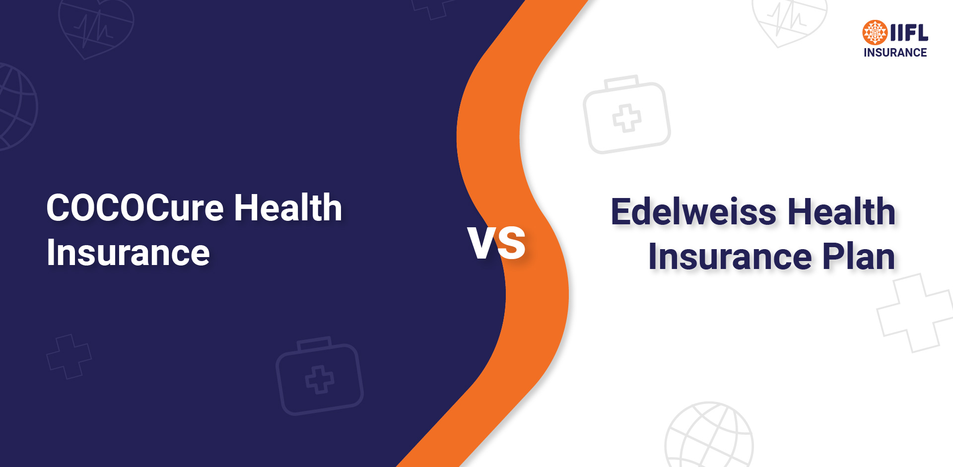 cococure vs edelweiss health insurance